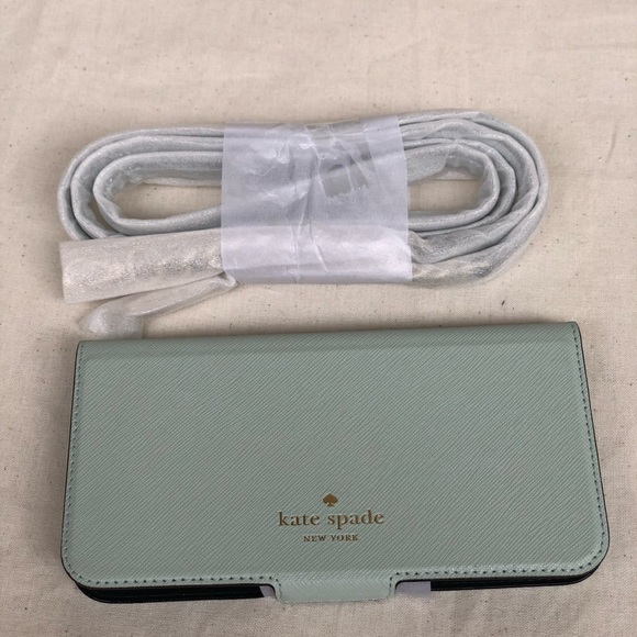 los angeles 8afa4 36013 kate spade Accessories | Iphone X Case Crossbody Case | Poshmark
